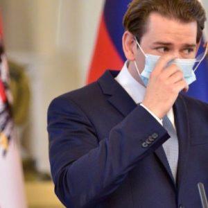 Австрия обяви настъпване на втора вълна на COVID-19, затяга правилата