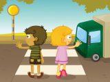 """Акция """"Децата тръгват на училище! Да ги пазим на пътя!"""""""