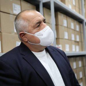 Борисов иска минимум по 10 хил. ваксинирани на ден (видео)