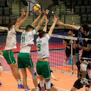 България се класира за Евроволей 2021!