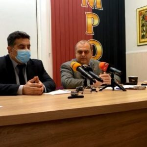 ВМРО обяви листата си в Русе, номинирани са само местни кадри