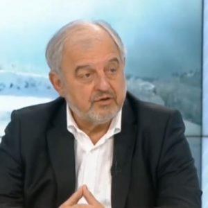 Гаф в ефир: Професор нарече управляващите нищожества (видео)