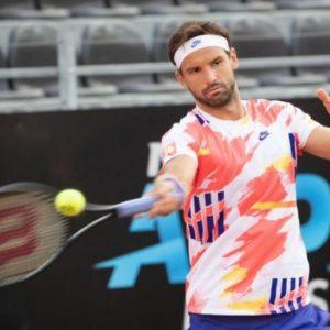 Григор на ¼-финал на Мастърса в Рим