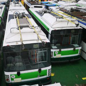 Общината в Русе прекратила поръчката за доставка на тролейбуси