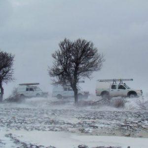Осем населени места в Русенско останаха без ток