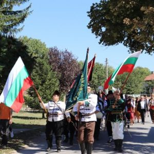 Отбелязаха 145-годишнината от подвига на Червеноводската чета