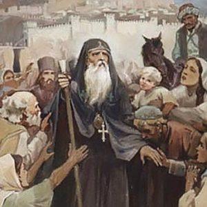 Почитаме основателя на Ивановския скален манастир