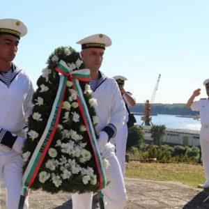 Русе даде старт на празненствата за годишнината от основаването военния флот
