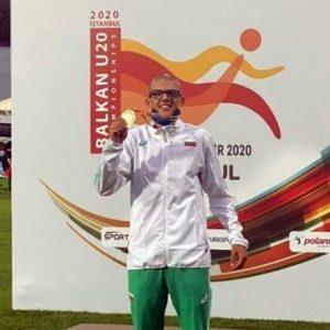 Русенец с шампионска титла от Балканиадата в Истанбул