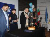 С водосвет и торта в Русе отбелязаха 30-годишнината от създаването на СДС