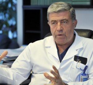 Светило на кардиохирургията с коронавирус