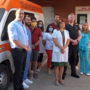 Спешните медици в Силистра оттеглиха колективната си оставка