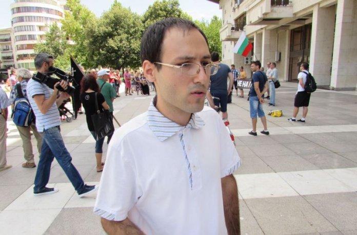 Даян Тачев е кандидатът за кмет