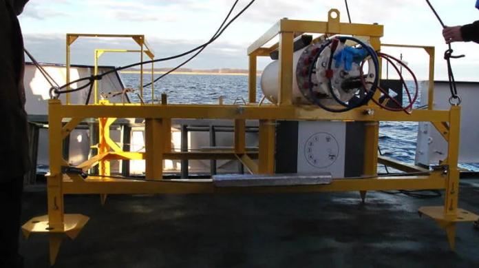Къде изчезна подводната обсерватория от дъното на Балтийско море?