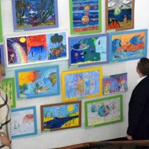480 творби се конкурираха в конкурс, посветен на Световният ден на водата