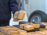 93 кг. хероин задържаха на Дунав мост край Русе
