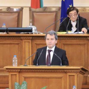 В парламента измислиха нов прякор на Борисов – Джипко Бибитков