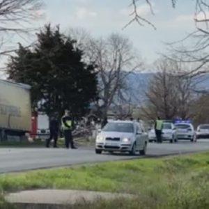 Жертва и четирима ранени при катастрофа на пътя Бургас-Айтос
