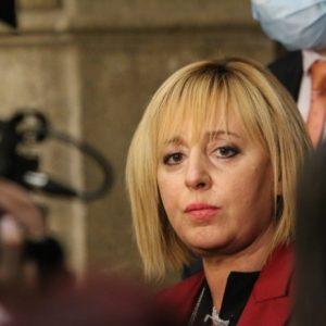 Мая Манолова оглави комисията по ревизия на управлението на Борисов