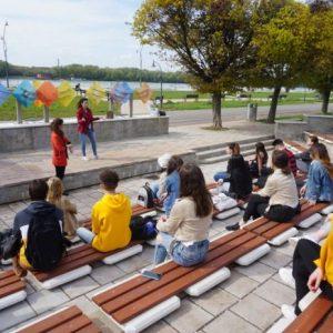 Младежите в Русе отбелязаха Международния ден на Земята