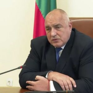 Новият парламент привиква Бойко Борисов