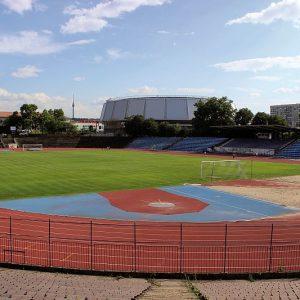 Разрешиха ползването на лекоатлетическата писта на Градския стадион