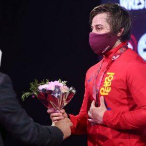 Трети русенски медал от европейското по борба